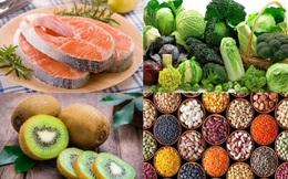 Thực phẩm tốt cho bệnh nhân sau đột quỵ
