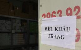 """Tiệm thuốc ở Sài Gòn treo biển hết hàng nhưng lại """"ém"""" 657 chiếc khẩu trang chờ bán giá cao"""