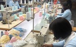 Doanh nghiệp dệt may chạy đua sản xuất khẩu trang
