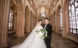 Sợ nCoV, cặp đôi Singapore livestream trong đám cưới