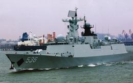 Đối đầu Trung Quốc – Indonesia trên vùng biển Natuna: Trung Quốc đã triển khai tàu hộ vệ mạnh nhất