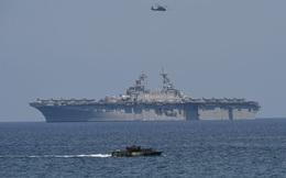 Mỹ ngày càng đối đầu quyết liệt với Trung Quốc ở Biển Đông