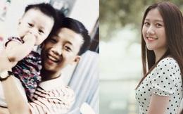 """Em gái út Trấn Thành khoe ảnh lúc nhỏ được anh trai MC """"quốc dân"""" bồng trên tay, giật mình phát hiện cô nàng dậy thì quá thành công"""