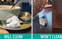 Những điều không nên làm khi đến ăn ở nhà hàng nếu không muốn trở thành một thực khách 'kém duyên' khiến người khác khó chịu