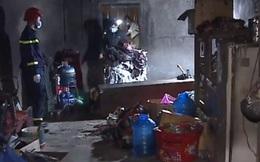 Vụ ba cha con chết trong ngôi nhà bị cháy: Phát hiện bức thư tuyệt mệnh