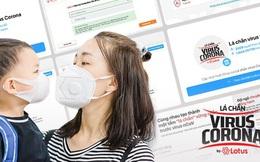 Phòng virus corona bằng khẩu trang, nước rửa tay là chưa đủ, lá chắn vững vàng nhất chính là kiểm tra để bổ sung kiến thức thường xuyên