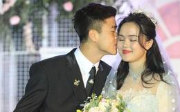 Quỳnh Anh nói lời xúc động với Duy Mạnh trong lễ cưới: Cảm ơn anh đã làm những gì tốt nhất cho em!