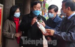 Chủ tịch tỉnh Thái Bình phê bình cán bộ chủ quan trong phòng dịch corona
