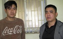 Hai anh em ruột một ngày gây ra 3 vụ trộm xe máy