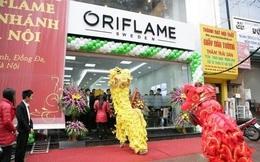 Công ty đa cấp phân phối Oriflame đóng cửa