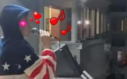 Bắc loa hát karaoke an ủi hàng xóm phải cách ly, anh chàng lại bị phê bình vì làm tăng nguy cơ lan truyền nCoV