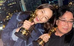 """Bị chỉ trích nặng nề, """"Hoa hậu nóng bỏng nhất Hàn Quốc"""" phải xin lỗi khi có hành động này với đoàn phim """"Ký sinh trùng"""" vừa nhận giải Oscar"""