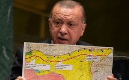 """Động thái khó hiểu của Thổ Nhĩ Kỳ khi bị quân Syria đánh """"rát mặt"""" ở Idlib: """"Vùng vẫy"""" chờ Nga đến cứu?"""