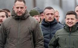 Hé lộ ràng buộc rối ren Mỹ-Ukraine từ quyết định sa thải Chánh văn phòng của Tổng thống Zelensky