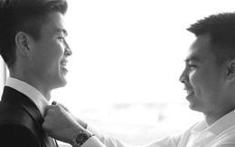 Duy Mạnh viết tâm thư gửi Đức Huy, khoe ảnh tình cảm khiến ai cũng muốn có bạn thân bên cạnh ngày cưới