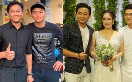 Lê Phương đăng ảnh người yêu cũ 8 năm và chồng thân thiết bên nhau