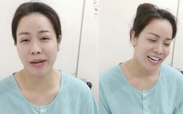 Nhật Kim Anh bất ngờ nhập viện, gương mặt tiều tuỵ thấy rõ sau thời gian liên tục vướng mâu thuẫn với chồng cũ