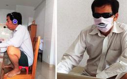"""Thấy học trò kêu chán học online, thầy giáo tự gửi ảnh dìm kèm lời nhắn """"dằn mặt"""" siêu có tâm: """"Học hành vui vẻ không quạu nha!"""""""