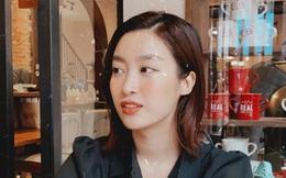 Giữ im lặng chuyện hẹn hò thiếu gia Bảo Hưng lâu nay, Đỗ Mỹ Linh bất ngờ chia sẻ về tình yêu của mình