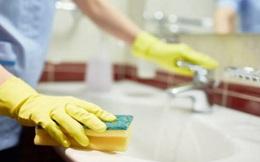 6 mẹo làm sạch và làm thơm phòng tắm trong vòng 1 nốt nhạc