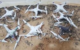 Israel khoe vũ khí laser có thể triệt hạ toàn bộ UAV đến gần