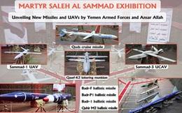 """Patriot Mỹ """"bất lực"""" nhìn UAV Qasef-1 của Iran tung hoành ở Trung Đông"""