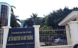 Khởi tố 6 cán bộ Trung tâm Quan trắc môi trường về tội tham ô tài sản