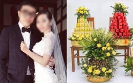 Trước đám cưới xảy ra sự cố bất ngờ, cô dâu quyết định hủy hôn và màn trả lễ dứt khoát vì câu nói của chú rể