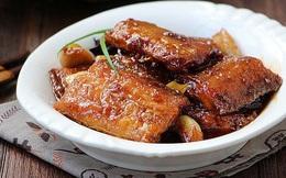 Bao nhiêu cơm cũng hết với món cá chiên mặn ngọt siêu ngon này