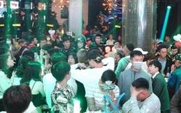 Gần 100 thanh niên phê ma tuý trong quán bar lớn nhất Đà Lạt