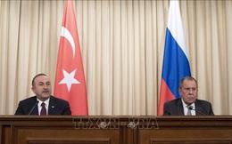 Nga và Thổ Nhĩ Kỳ thảo luận tình hình Syria