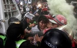 Mexico: Người biểu tình phẫn nộ vụ sát hại cô gái 25 tuổi