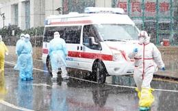 Vũ Hán tuyết trắng xóa, công tác đối phó virus corona thêm khó khăn