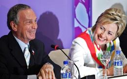 Xuất hiện tin đồn tỷ phú Bloomberg chọn bà Hillary Clinton làm 'phó tướng' tranh cử Tổng thống Mỹ