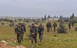 Quân đội Syria gần như đã kiểm soát hoàn toàn tỉnh Aleppo