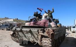 Quân đội Syria tuyên bố kiểm soát hoàn toàn các thị trấn Bắc Aleppo
