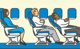Nữ hành khách bị đấm liên tục vào lưng ghế trên máy bay, tiếp viên lại bênh vực kẻ ngồi sau và tranh cãi kịch liệt của cư dân mạng: Ai đúng, ai sai?