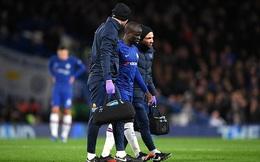 Chelsea chịu thêm tổn thất lớn sau trận thua M.U