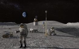 NASA 'ra giá' đầu tư: 35 tỉ USD để đưa phi hành gia lên Mặt Trăng vào năm 2024