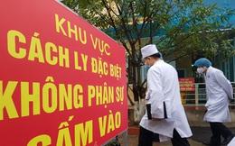 8 khu vực có ổ dịch Covid-19 tại Việt Nam
