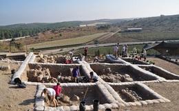 Phát hiện quần thể đền thờ niên đại 3.200 năm ở Israel
