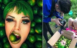 """Loạt ảnh """"Behind The Scenes"""" chứng minh sự thần kỳ của photoshop, từ những đạo cụ bình thường cũng thành tác phẩm nghệ thuật"""