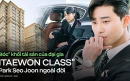 """""""Bóc"""" khối tài sản của đại gia """"Itaewon class"""" Park Seo Joon ngoài đời: 1,9 tỷ won đã là gì, nhìn nhà và xe mà choáng!"""