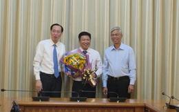 Ông Võ Thành Khả làm Phó Chánh Văn phòng UBND TPHCM