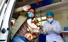 Trên 20.600 bệnh nhân COVID-19 được xuất viện tại Trung Quốc