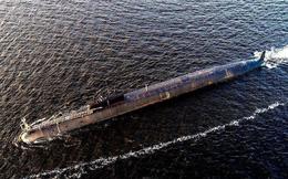 """Bộ Quốc phòng Nga ký hợp đồng đóng thêm 2 tàu ngầm """"nguy hiểm nhất thế giới"""""""