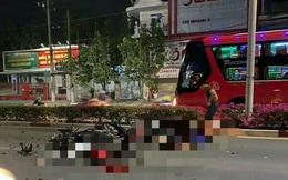 Thấy CSGT, thanh niên lao vào đường ngược chiều làm 3 người thương vong?
