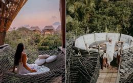 Resort trên cây ở Mexico: Có cả trăm góc sống ảo 'đẹp tung chảo' nhưng chỉ dành cho khách du lịch trên 18 tuổi