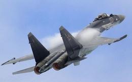 """Đoàn xe tăng Thổ Nhĩ Kỳ ở Syria sắp """"gặp hạn"""" vì tiêm kích Su-35S của Nga?"""