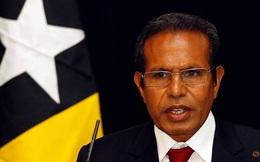 Thủ tướng Đông Timor từ chức vì liên minh chính trị sụp đổ